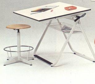 mesa de dibujantes