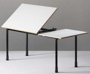Mesas de dibujo for Diseno de mesa de computadora