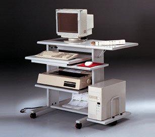 Como hacer una mesa para ordenador cheap menuda propuesta for Mesa de ordenador con ruedas