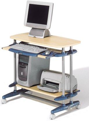 Mesas para ordenador for Mesas de ordenador pequenas